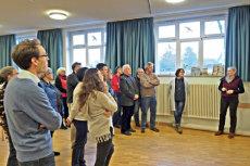 Pfarrkonferenz in Wehr; Quelle: Karl-Wilhelm Frommeyer